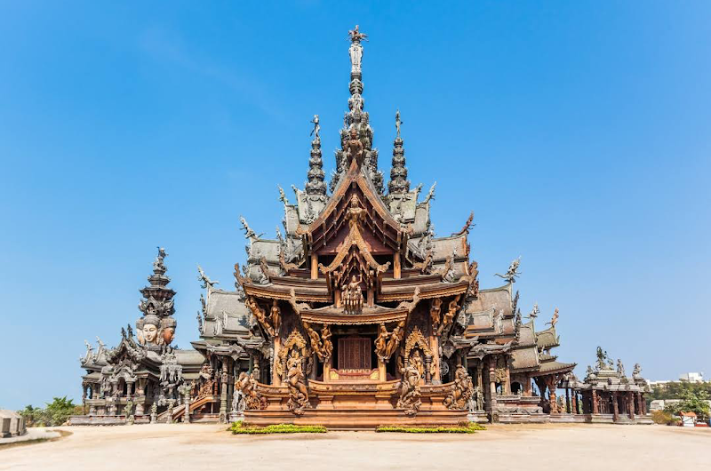 Foto de Sanctuary of Truth