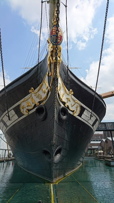 Foto de SS Great Britain