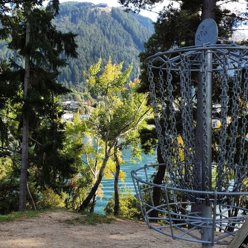 Foto de Queenstown Gardens Disc Golf